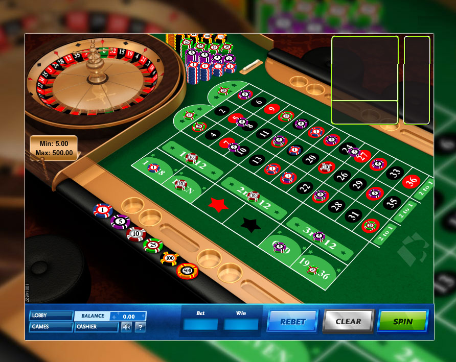 Play European Roulette Online at Casino.com India