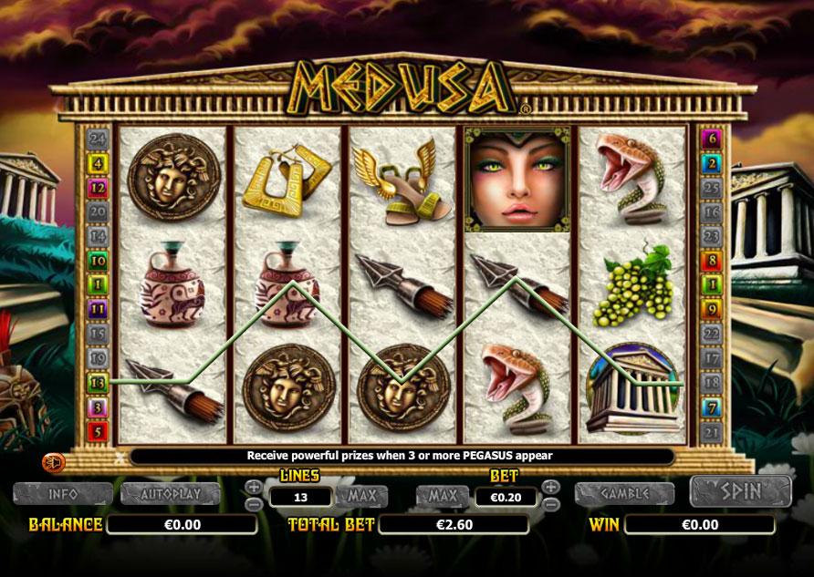 Spiele Medusa - Video Slots Online