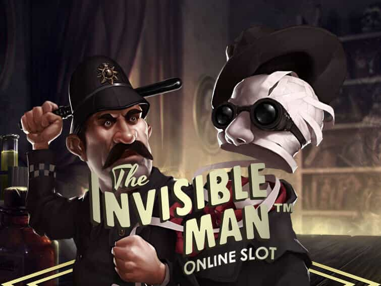 The Invisible Man Slot Machine with No Registration